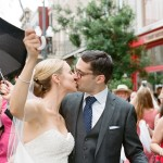 New Orleans, second line wedding